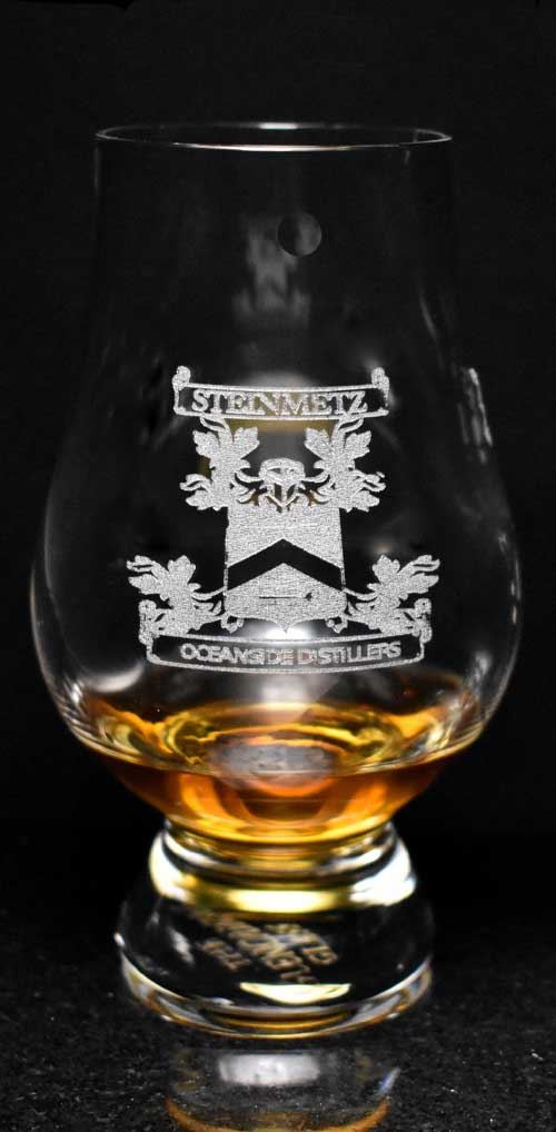 Glencairn® Whiskey Glass Steinmetz